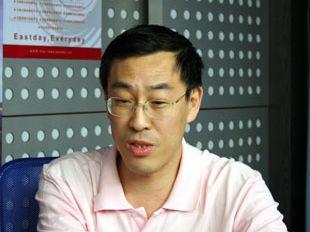 2008年9月10日 巢强国做客东方网嘉宾聊天室谈月饼选购